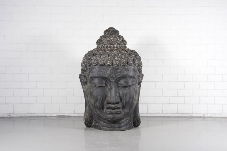 Picture of BUDHA HOOFD 30CM